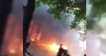 İdlib'te bombalı motosiklet patladı