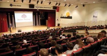 İhlas Kolejinde yeni eğitim yılının ilk zili çaldı