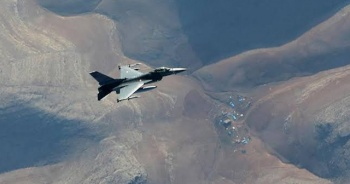 Irak'a hava harekatı: 3 terörist öldürüldü