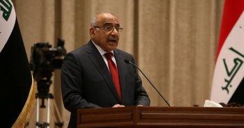 Irak Başbakanı Abdülmehdi: Her an savaş çıkabilir