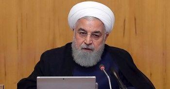 """İran Cumhurbaşkanı Ruhani: """"Artık top ABD'de"""""""
