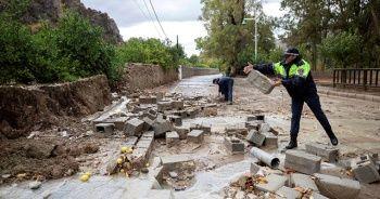 İspanya'da selde ölü sayısı 4'e yükseldi
