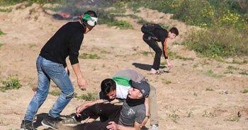 İsrail güçleri Kudüs'te 46 Filistinliyi yaraladı