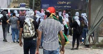 İsrail ordusu, Batı Şeria'da 43 Filistinliyi gözaltına aldı