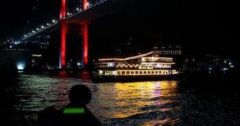 İstanbul'daki eğlence mekanlarına