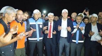 İstanbul Valisi Ali Yerlikaya, balıkçıları karşıladı