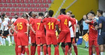 Kayserispor Adanaspor hazırlık maçı