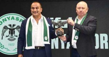 Konyaspor'dan yeni sponsorluk anlaşması! İşte kulübün yeni adı