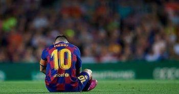 Messi'den Barça'ya kötü haber