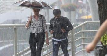 Meteoroloji'den Sinop, Samsun, Ordu, Giresun, Trabzon ve Rize'ye yağış uyarısı