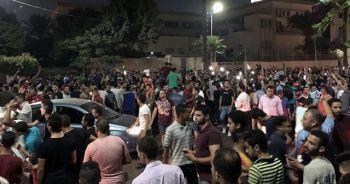 Mısır'da darbeci Sisi karşıtı protestolarda bin 900 gözaltı