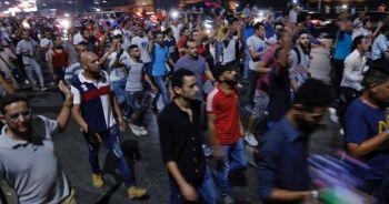 Mısır'da Sisi karşıtı protestolarda sert müdahale