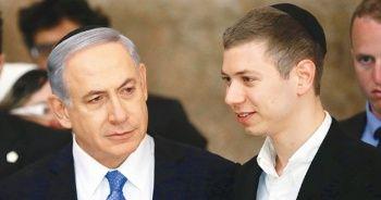 Netanyahu'nun oğlu alay konusu oldu