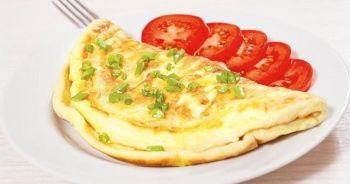 Omlet Tarifi ve omlet nasıl yapılır, Peynirli Omlet Tarifi, Patatesli Omlet Tarifi, Sebzeli Omlet Tarifi nasıl yapılır