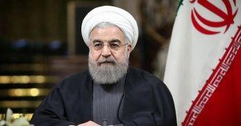 Ruhani duyurdu: ABD, yaptırımları kaldırmayı teklif etti