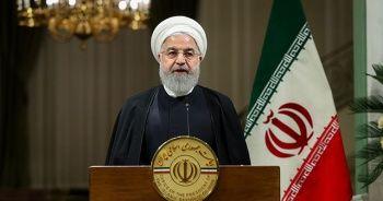 Ruhani'den Saudi Aramco yorumu: Size ders vermek için vurdular