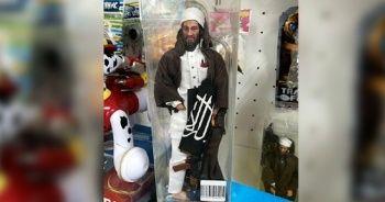 Rusya'da Usame bin Ladin'in oyuncağı satışa çıktı