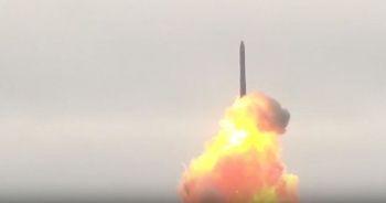 Rusya, kıtalararası balistik füzesini ateşledi