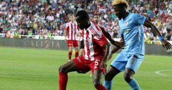 Sivasspor, Gazişehir Gaziantep ile berabere kaldı