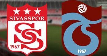 Sivasspor Trabzonspor maçı kaç kaç bitti?
