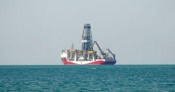 Sondaj gemisi 'Yavuz' Taşucu'nda
