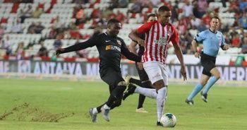Süper Lig: Antalyaspor: 2 - İstikbal Mobilya Kayserispor: 2 (Maç sonucu)