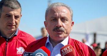 TBMM Başkanı Şentop, TEKNOFEST'i ziyaret etti: 'Türkiye açısından göğüs kabartıcı bir tablo'