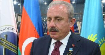 TBMM Başkanı Şentop: Türkiye, terörü bertaraf etmek için gerekeni yapacak