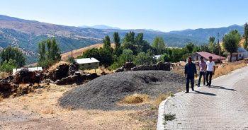Terörden temizlenen köylerde altyapı atağı!