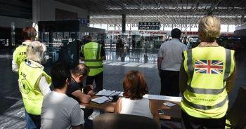 Thomas Cook yolcularının yüzde 40'ı İngiltere'ye döndü