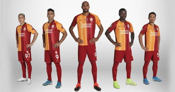 THY, Galatasaray'ın Avrupa kupalarındaki sponsoru oldu