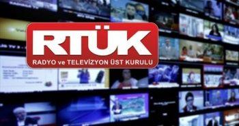 Toplum sağlığını tehdit eden yayınlara RTÜK'ten ceza yağmuru