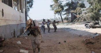 Trablus'taki bazı cephelerde çatışmalar yeniden başladı