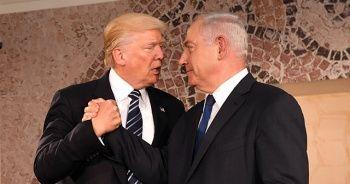 Trump'tan seçim öncesi 'Netenyahu' paylaşımı