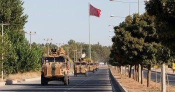 Türk askeri Tel Abyad'da