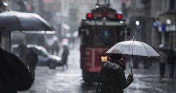 Valilik uyardı! İstanbul'da yarın için sağanak uyarısı