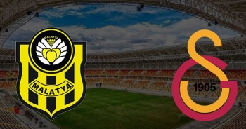 Yeni Malatyaspor Galatasaray maçı özeti golleri! Yeni Malatyaspor Galatasaray maçı kaç kaç bitti?