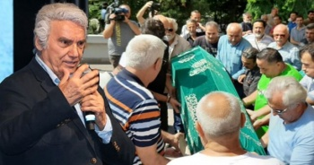 Yeşilçam'ın usta sanatçısı Süleyman Turan son yolculuğuna uğurlandı