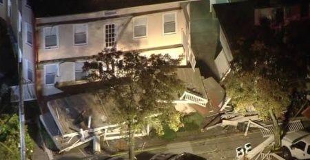 ABD'de bina çöktü: Çok sayıda yaralı var