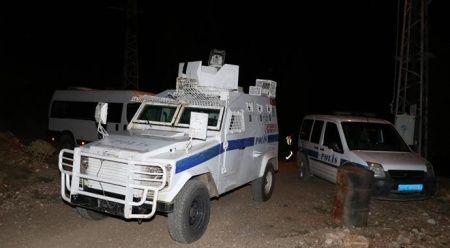 Adana'da polis şüpheli kovalamacası