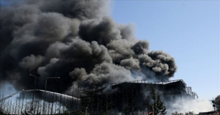 AFAD'dan Tuzla'daki fabrika yangını hakkında açıklama