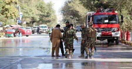 Afganistan'da kanlı gün: Çok sayıda ölü var