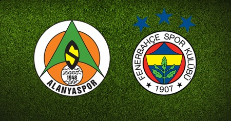Alanyaspor-Fenerbahçe maçı özeti golleri! Alanya Fener maçı kaç kaç bitti?
