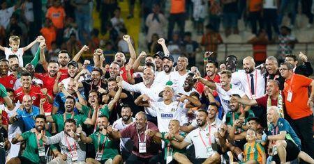 Alanyaspor'un hikayesi: Kayyumun eşiğinden Süper Lig liderliğine