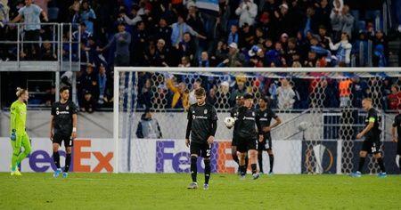 Beşiktaş'ın savunması düştü