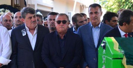 Beşiktaş yöneticisinin acı günü