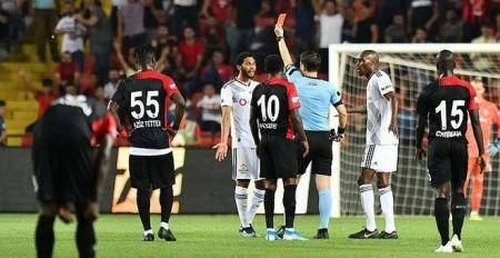 Beşiktaşlı Elneny'nin cezası belli oldu