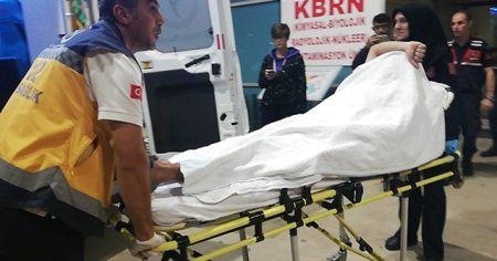 Bursa'da bir kişi silahla ayağından vuruldu