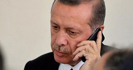 Cumhurbaşkanı Erdoğan'dan Bahçeli'ye 'geçmiş olsun' telefonu