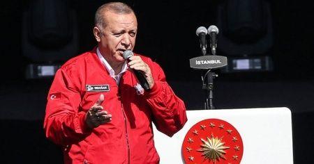 Cumhurbaşkanı Erdoğan: 'Teknolojinin pazarı değil üreticisi olmak istiyoruz'